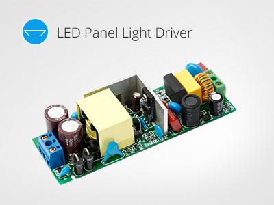 LED panel light driver